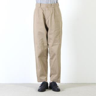ヤエカ(YAECA)のyaeca CHINO CLOTH PANTS TAC TAPERED 28(チノパン)
