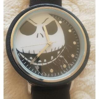 ディズニー(Disney)のナイトメアビフォアクリスマス ジャック 腕時計(キャラクターグッズ)