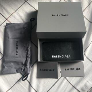 バレンシアガ(Balenciaga)のバレンシアガ iPhone11ケース 値下げ中(iPhoneケース)