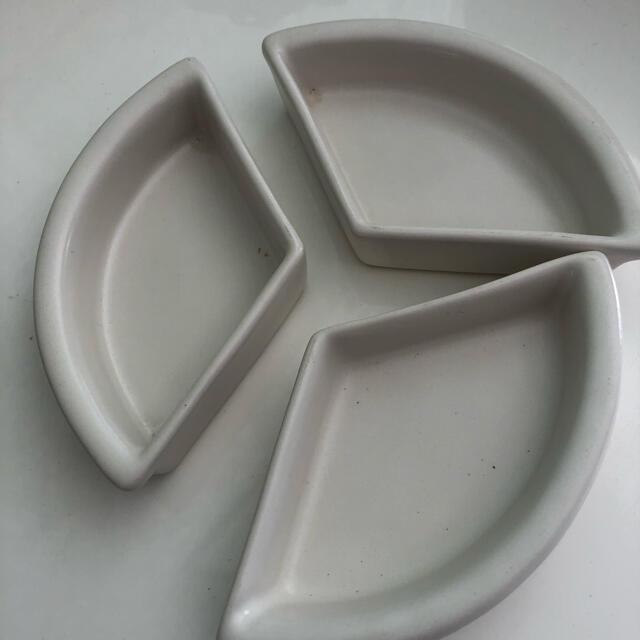 Jenggala(ジェンガラ)のジェンガラケラミック  薬味3種set インテリア/住まい/日用品のキッチン/食器(食器)の商品写真