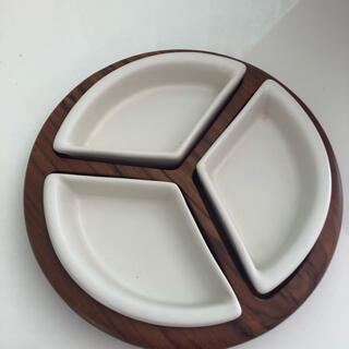 ジェンガラ(Jenggala)のジェンガラケラミック  薬味3種set(食器)