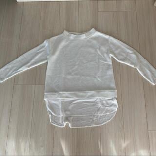 スタディオクリップ(STUDIO CLIP)のシャツニット ドッキングトップス(シャツ/ブラウス(長袖/七分))