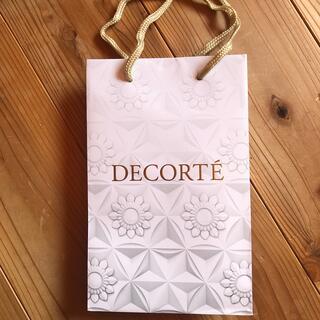 コスメデコルテ(COSME DECORTE)のコスメデコルテ ショップ袋(その他)