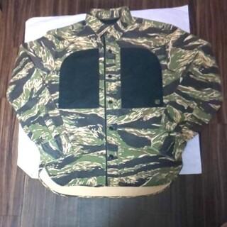 グリフィン(GRIFFIN)のGRIFFIN HARTLANDミリタリーシャツ(ミリタリージャケット)