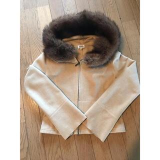 FOXEY - フォクシーカシミアフードジャケット