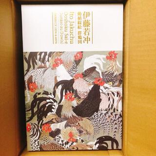 メディコムトイ(MEDICOM TOY)のベアブリック  伊藤若沖×BE@RBRICK 「群鶏図」100% & 400% (その他)