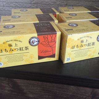 極上はちみつ紅茶25袋×6箱(茶)