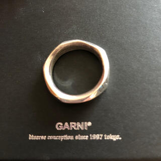ガルニ(GARNI)のCrockery Ring - M 17号(リング(指輪))