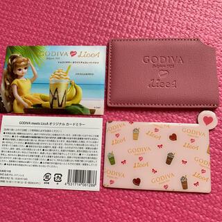 GODIVA リカ オリジナル カードミラー(ミラー)