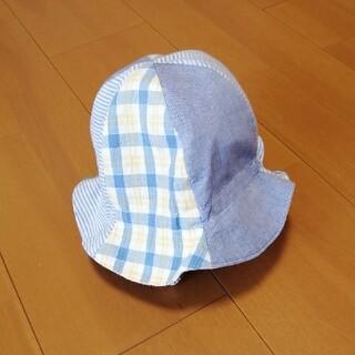 クレードスコープ(kladskap)のnon様専用  クレードスコープ チューリップハット パッチワーク柄(帽子)