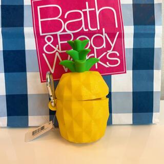 Bath & Body Works - 【新品】バスアンドボディワークス ジェル ホルダー パイナップル