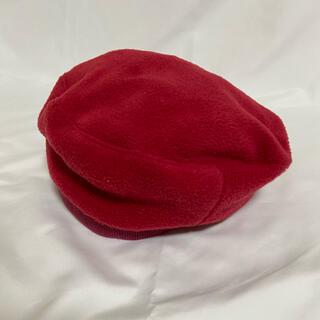 レイビームス(Ray BEAMS)の【最終値下げ】MASACA × Ray BEAMS / 別注 フリース ベレー帽(ハンチング/ベレー帽)