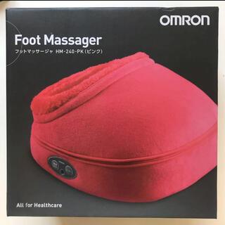 OMRON - オムロン フットマッサージャ  HM-240
