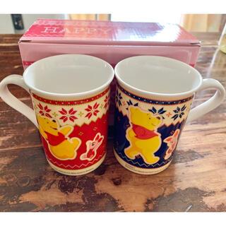クマノプーサン(くまのプーさん)のプーさん ペアカップ(グラス/カップ)