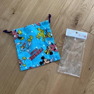 フタフタ(futafuta)の【未使用】ディズニーフレンズ コップ袋(その他)