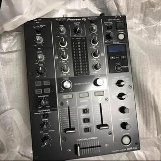 パイオニア(Pioneer)のpioneer ミキサーDJM450(DJミキサー)