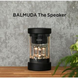 バルミューダ(BALMUDA)の新品未開封 BALMUDA The Speaker バルミューダ ザ スピーカー(スピーカー)