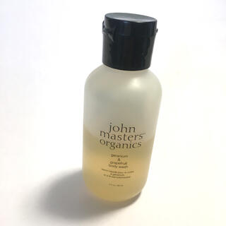 ジョンマスターオーガニック(John Masters Organics)のジョンマスター ボディーウォッシュ(ボディソープ/石鹸)