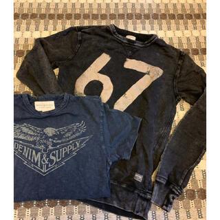 デニムアンドサプライラルフローレン(Denim & Supply Ralph Lauren)のデニム&サプライ ラルフローレン トレーナー Tシャツ(Tシャツ(半袖/袖なし))
