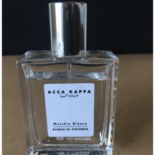アッカ(acca)のアッカカッパホワイトモスオーデコロン50ml(香水(女性用))