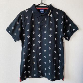 ランドリー(LAUNDRY)の新年度SALE★〈新品未使用〉Laundry  半袖 ポロシャツ ブラック(ポロシャツ)