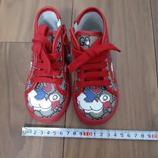 グッチ(Gucci)のGUCCI 子供靴(スニーカー)