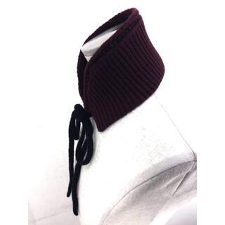 マルニ(Marni)のMARNI(マルニ) ニット付け襟 レディース ファッション雑貨(その他)