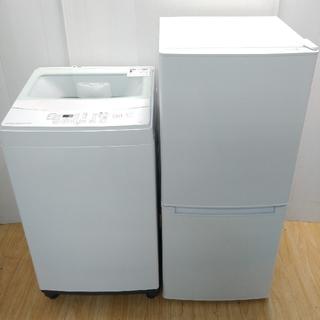 ニトリ(ニトリ)の冷蔵庫 洗濯機 ニトリ ホワイトセット コンパクトサイズ ガラストップ(冷蔵庫)