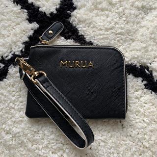 ムルーア(MURUA)のMURUA パスケース(名刺入れ/定期入れ)