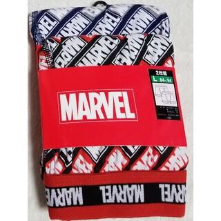 マーベル(MARVEL)のMARVEL マーベル Lサイズ ボクサーブリーフパンツ 2枚セット 下着パンツ(ボクサーパンツ)