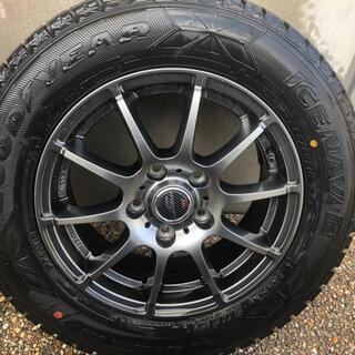 グッドイヤー(Goodyear)の205/65R15スタッドレスタイヤ グッドイヤー(タイヤ・ホイールセット)