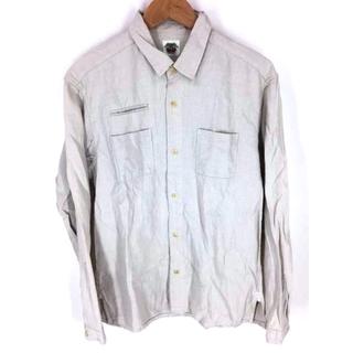 アノーカ(ANOKHA)のANOKHA(アノーカ) ストライプ柄 ワークシャツ トップス カジュアルシャツ(その他)