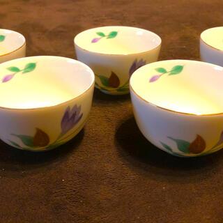 湯呑み 5客セット 弥生窯(食器)