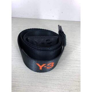 Y-3 - Y-3(ワイスリー) ロゴベルト メンズ ファッション雑貨