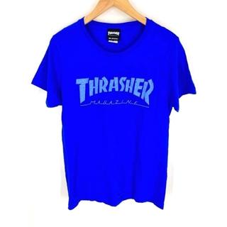 スラッシャー(THRASHER)のTHRASHER(スラッシャー) ブランドロゴ 半袖 Tシャツ レディース(Tシャツ(半袖/袖なし))