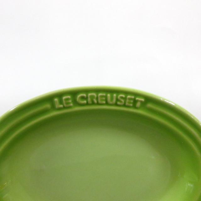 LE CREUSET(ルクルーゼ)のルクルーゼ 食器新品同様  - プレート×5点 インテリア/住まい/日用品のキッチン/食器(その他)の商品写真