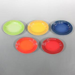 ルクルーゼ(LE CREUSET)のルクルーゼ 食器新品同様  - プレート×5点(その他)