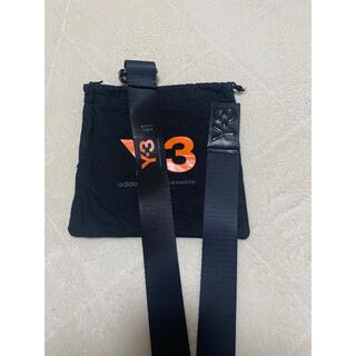 Y-3 - Y-3 ガチャベルト リバーシブル 黒白 ゼブラ
