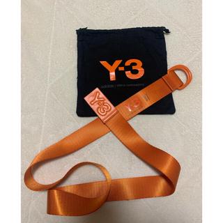 Y-3 - Y-3 ガチャベルト オレンジ 単色