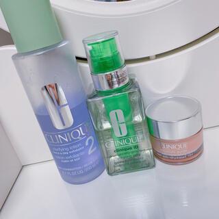 クリニーク(CLINIQUE)のクリニーク モイスチャーサージ セット(化粧水/ローション)