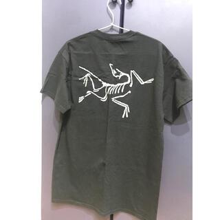 アークテリクス(ARC'TERYX)のアークテリクス ARC'TERYX Tシャツ非売品(オープン記念?)(Tシャツ/カットソー(半袖/袖なし))