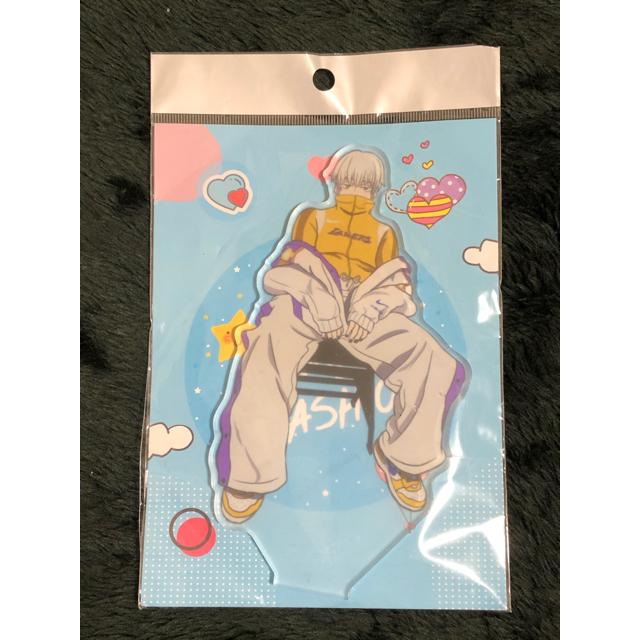 呪術廻戦 狗巻棘 アクリルスタンド エンタメ/ホビーのおもちゃ/ぬいぐるみ(キャラクターグッズ)の商品写真