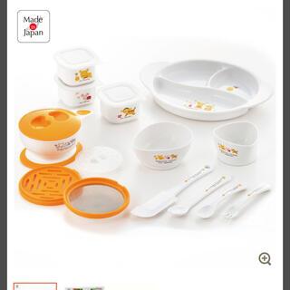 ディズニー(Disney)の離乳食食器セット 離乳食調理セット(離乳食器セット)