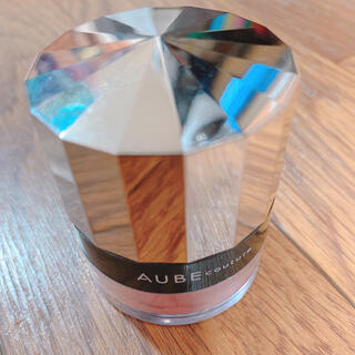 AUBE couture - オーブクチュール デザイニングパフィーチーク ローズ