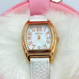 エンジェルハート(Angel Heart)の新品未使用正規品エンジェルハートFS26P-WH ¥ 18,700(腕時計)