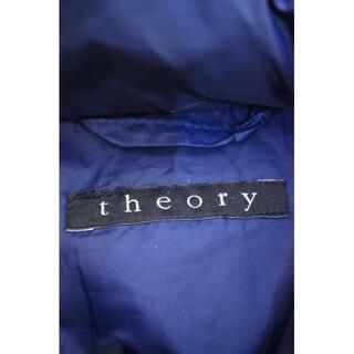 セオリー(theory)のtheory(セオリー) フードダウンジャケット メンズ アウター ジャケット(ダウンジャケット)