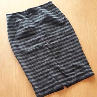 ユニクロ(UNIQLO)のユニクロ ストレッチ入り 膝丈タイトスカート(ひざ丈スカート)