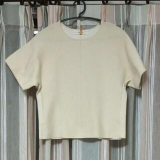 ドゥロワー(Drawer)のcyclas オフホワイトカットソー(Tシャツ/カットソー(半袖/袖なし))