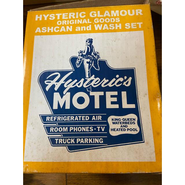 HYSTERIC GLAMOUR(ヒステリックグラマー)のヒステリックグラマー ノベルティ エンタメ/ホビーのコレクション(ノベルティグッズ)の商品写真
