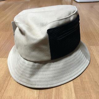 ZARA - ハット 帽子 レディース  Mサイズ ZARA ベージュ